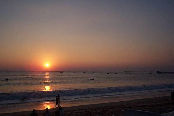 Jumbaran Sunset