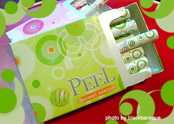 Peel~sweet melon