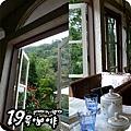 19號咖啡~窗邊座位視野