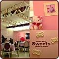 Hello Kitty Sweets 二樓座位