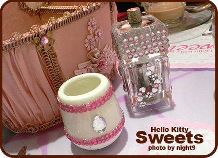 Hello Kitty Sweets 調味罐