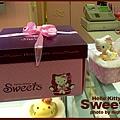 Hello Kitty Sweets 外賣盒