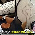 波麗路‧室內裝飾‧皮椅