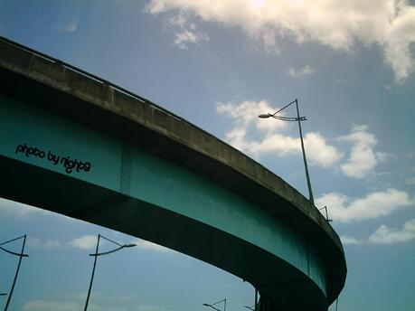 sky high road