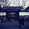 東京第一日.進公園