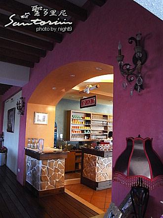 聖多里尼海岸咖啡~普羅旺斯風情