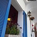 聖多里尼海岸咖啡~窗