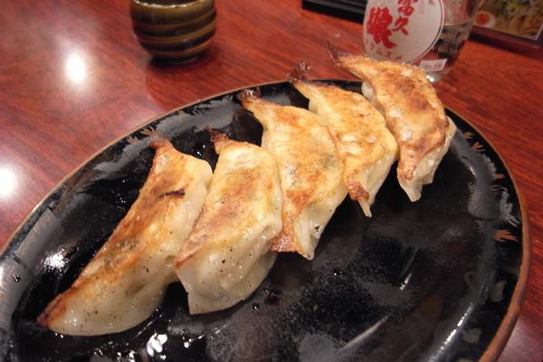 燒餃子,好吃