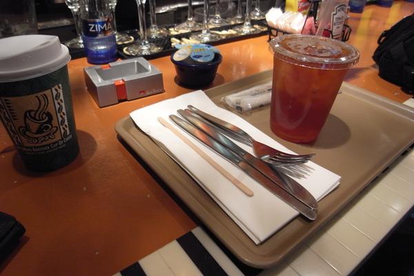 JR上野駅Hard Rock早餐