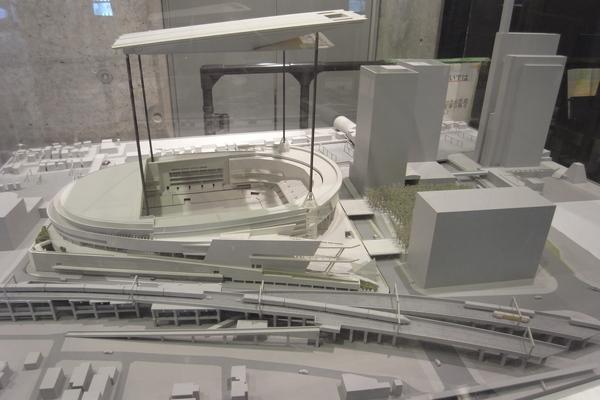 Saitama Super Arena 模型