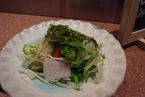 女性特餐A附贈沙拉