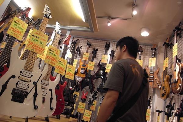 滿滿的吉他