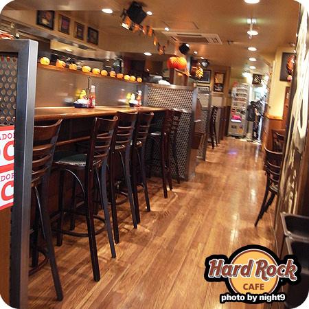 Hard Rock Cafe這裡是非吸煙區