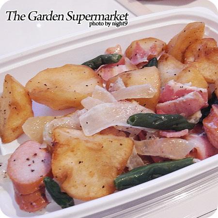 The Garden Supermart‧馬鈴薯炒培根洋蔥