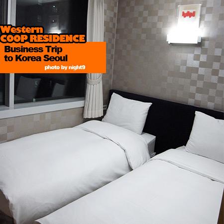 Western COOP RESIDENCE‧床