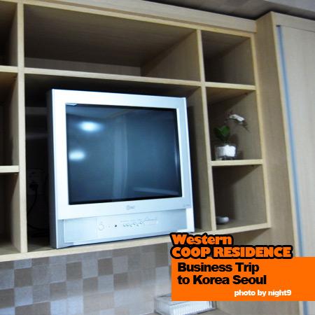Western COOP RESIDENCE‧電視