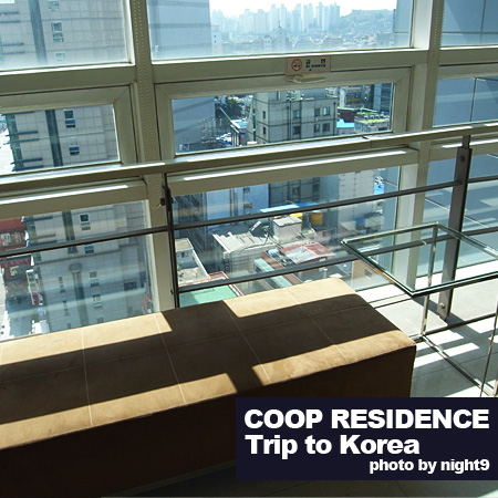 COOP‧走廊休憩區