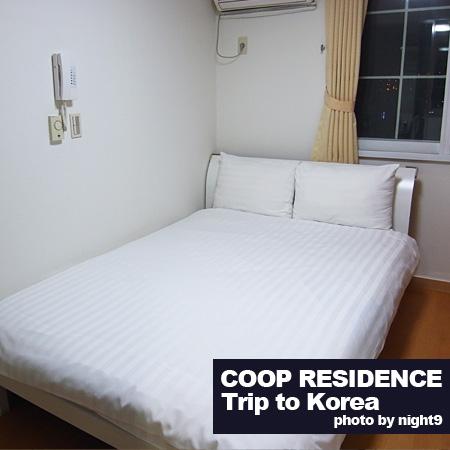 COOP‧房間雙人床