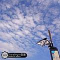 澎湖‧可愛的海豚路標