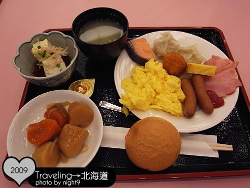 第一滝本‧早餐