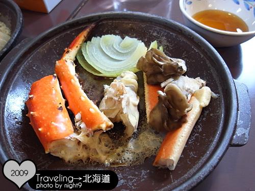 尼克斯樂園‧午餐‧螃蟹