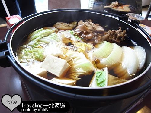 尼克斯樂園‧午餐‧壽喜鍋