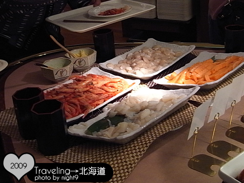 飛天‧晚餐buffet