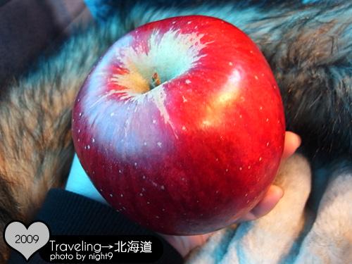 北海道大蘋果