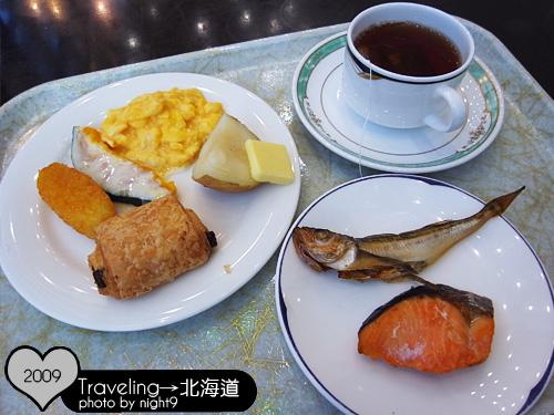 札幌ROYTON飯店‧早晨Buffet