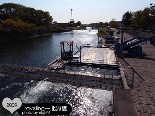 札幌‧印地安水車