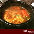 木槿御廚美膳‧韓式泡菜海鮮豆腐湯
