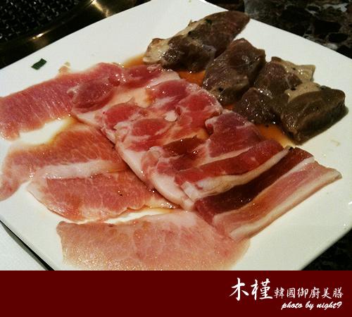木槿御廚美膳‧綜合豬雞
