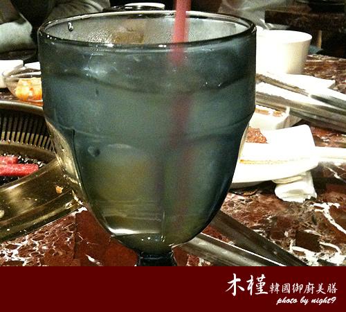 木槿御廚美膳‧柚子冰茶