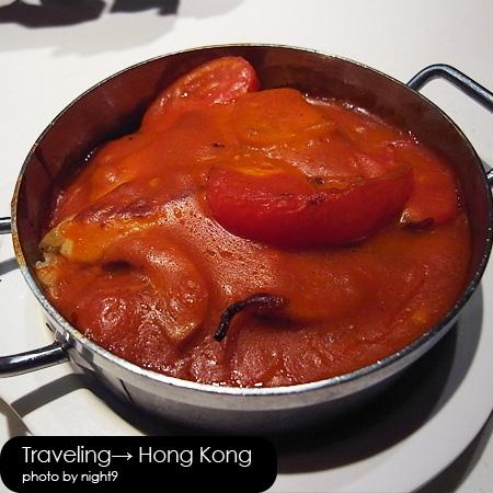 澳門茶餐廳‧鮮茄魚柳焗飯