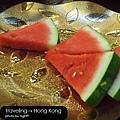 橋底辣蟹‧飯後水果還是西瓜