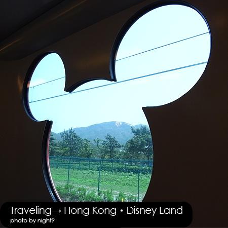 Disney‧Espress window