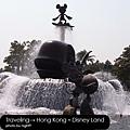 Disney‧噴水池