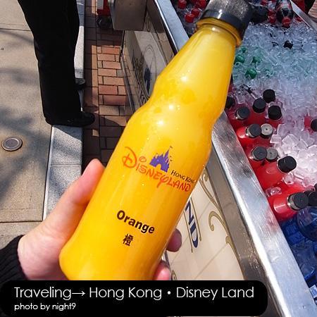 Disney‧鮮果汁