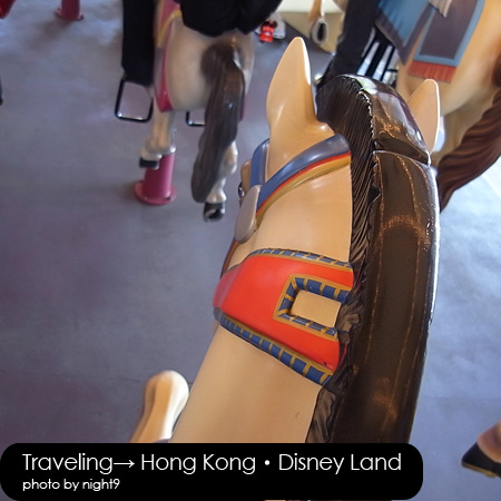 Disney‧旋轉木馬