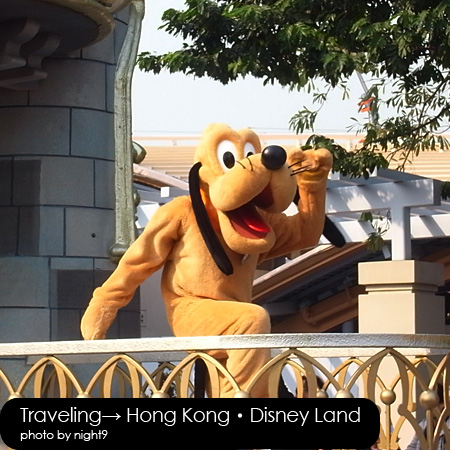 Disney‧歡樂遊行布魯托