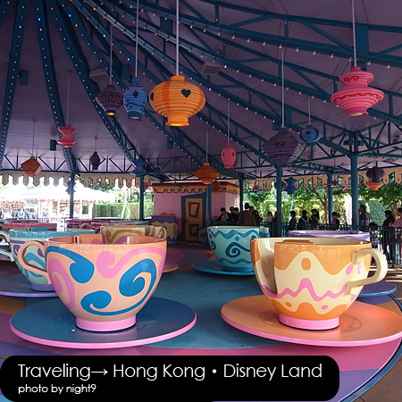 Disney‧咖啡杯