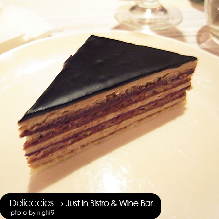 in Bistro & Wine Bar‧Cake