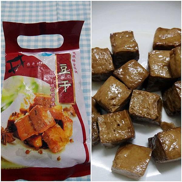 西井村蜂蜜滷味-豆干-4
