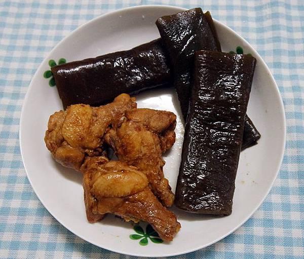 西井村蜂蜜滷味-海帶,翅小腿-6