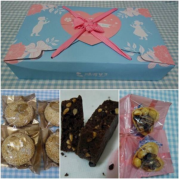 鴻鼎菓子彌月禮盒-1