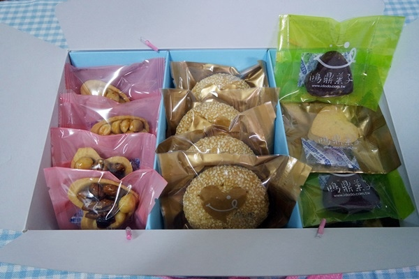鴻鼎菓子彌月禮盒-4