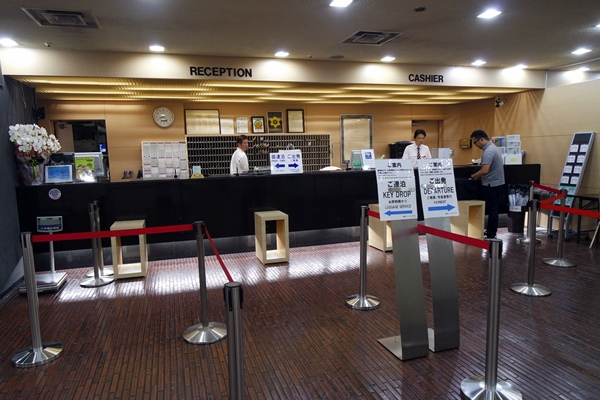 東京新宿新城市飯店2-2