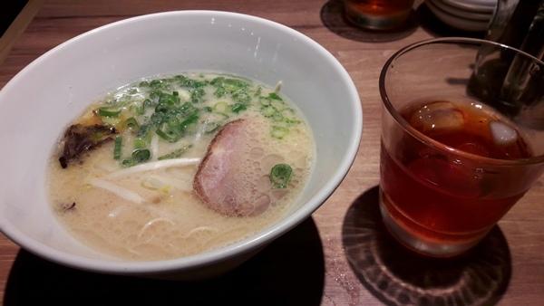 新宿一風堂拉麵-4