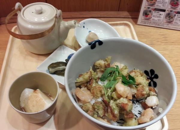 成田機場第一航廈:茶泡飯-3
