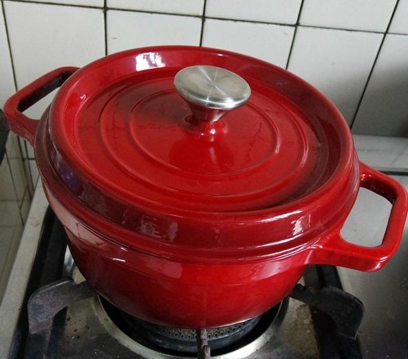 鑄鐵鍋-10
